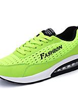 Men's Running Shoes Tulle Black / Blue / Green