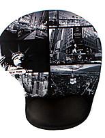 annata mousepad massaggio silicone - New York