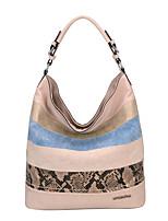 Borsa a tracolla / Tote / Cross Body Bag-Donna-Tote-PU-Bianco / Beige / Blu / Nero