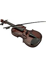 plastique simulation brun violon enfant pour les enfants de plus de 3 instruments de musique jouets livraison aléatoire