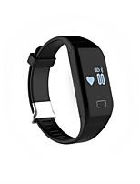 Bracelet d'Activité Contrôle du Sommeil / Moniteur de Fréquence Cardiaque / Longue Veille Bluetooth 4.0 iOS / Android / iPhoneNorvégien /