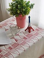 poissons japonais mode tissu de table à motifs hotsale de haute qualité draps en coton table basse carrée couverture en tissu éponge