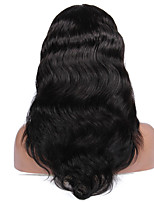 8A Remy human hair 8-24inches Natural Body Wave full or lace front  Celebrity Style Wigs for Women