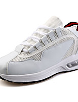 Men's Shoes Athletic Tulle Fashion Sneakers Black / Red / White / Black and White