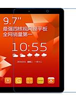 alta protetor de tela clara para película protetora Teclast tablet p98hd