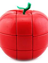 Relievers Stress / Cubes Magiques / Puzzle Toy IQ Cube Yongjun Trois couches / Alien / Cube de vitesse lisse Magic Cube PuzzleRouge /