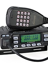 LUITON® LT-925UV 25watts Dual Band Mobile Radio Dual Standby with Free Programming Cable VHF UHF FM Transceiver (Black)
