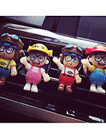 Arale Series Car Accessories Air Conditioner Outlet Perfume Clip