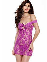 Women Lace Lingerie / Ultra Sexy Nightwear,Lace / Polyester