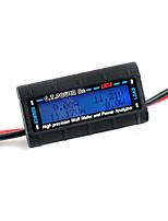1pcs High Precision GT Power LCD RC 130A Watt Meter Power Analyzer Watts Up Battery Balance Ampere Meter Wholesale