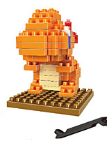 Korean ZMS Brand Charmander ABS Super Mini 136 Pieces Diamond Blocks