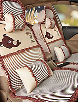 Cute Beer Car Seat Cover Universal Fits Seat Protector Seat Covers with Pillow set