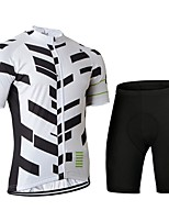 KEIYUEM®Unisex Cycling Clothing Sets/Suits Short Sleeve Bike Spring / Summer Waterproof / Breathable / Quick Dry