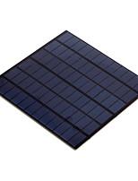 4.5W 18v mascota laminado de silicio policristalino de células solares de paneles solares para el bricolaje (sw4518)