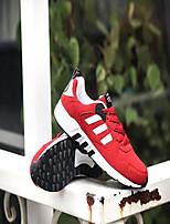 Zapatos Running Sintético Negro / Azul / Rojo Unisex