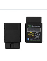 HH obd advanced ELM327 OBD Car Diagnostic Scanner 327 Computer Detecting Instrument For Automobile