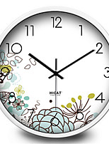 Creative Garden Flower Bird Room Home Furnishing Decorative Wall Clock