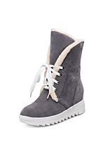 Women's Shoes   Platform / Fashion Boots Boots Outdoor / Office & Career / Casual Platform OthersBlack /  &166