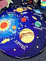 Strars Toys Storage Bag Carpet Kids Game Mats diameter 59