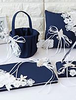 bånd bryllup samling satt med rammen (4 stk)