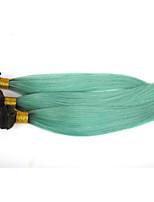3 Peças Retas Tramas de cabelo humano Cabelo Brasileiro Tramas de cabelo humano Retas