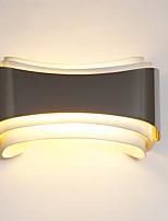AC 100-240 5 W LED Integrado Moderno/ Contemporáneo Cromo Característica for LED / Mini Estilo / Bombilla Incluida,Luz AmbienteCandelabro