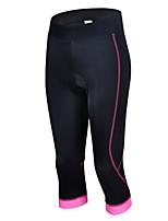 Esportivo Moto/Ciclismo Blusas / Fundos Mulheres Manga Curta Respirável / Redutor de Suor Elastano Esporte S / M / L / XL / XXL / XXXL
