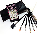 7Sets Makeup Brush Set Brush Colour Makeup Makeup Brush Sets