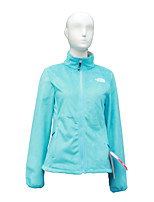 The North Face Women's Denali Fleece OSITO Jacket Outdoor Sports Trekking Running Full Zipper Jackets