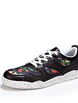 scarpe da uomo all'aperto / casuale scarpe da ginnastica di moda tulle nero / blu / bianco