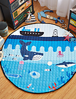 Ocean World Toys Storage Bag Carpet Kids Game Mats diameter 59
