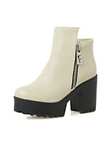 Women's Shoes   Heels / Platform / Snow Boots Boots Outdoor / Office & Career / Casual Chunky Heel Others  &16-1