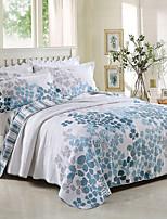 Decke,Weiß / Beige / Blau / Bezüge Keine Füllung