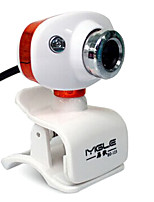 USB 2.0 HD Webcam 1.2m CMOS 640x480 45fps