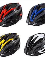 Casque Vélo(Jaune / Blanc / Rouge / Bleu,EPS)-deUnisexe-Cyclisme / Cyclisme en Montagne / Cyclisme sur Route / CyclotourismeMontagne /