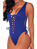 Women Ultra Sexy / Teddy Nightwear,Polyester / Spandex