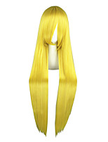Perruques Cosplay-Sailor Moon-Sailor Moon-Jaune-100