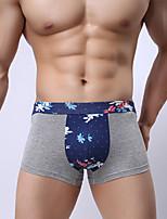 Men's Cotton Boxer Briefs