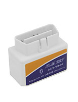 ELM 327 INTERFACE BLUETOOTH OBD2 White Bluetooth Wireless Vehicle Diagnostic Instrument