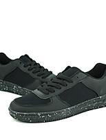 scarpe da uomo all'aperto / atletica scarpe da ginnastica di moda tulle nero / rosso / bianco
