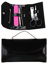 Black Purse Manicure Set Pedicure Set Beter Gifts® Debutante Ball Bachelorette Party Favor
