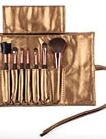7 Makeup Brushes Set Five Colours