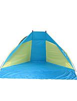 Rifugi e teloni-Impermeabile / Resistenteai raggi UV / Asciugatura rapida / Anti-pioggia / Ben ventilato-2 persone-Blu