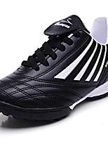 Zapatos Fútbol PU Negro / Amarillo / Blanco Hombre