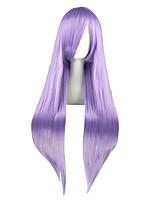 Saint Seiya -Athena Light Purple 32inch Anime Cosplay Wig CS-033C