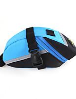 Bolsa para Guardabarro A Prueba de Golpes / Listo para vestir / Multifuncional / Soporte de iPhone / Móvil/Iphone Ciclismo NilónVerde /