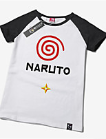 Inspired by Naruto Naruto Uzumaki Cotton T-shirt