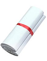 LDPE White 17*30CM Sealing Length 4CM Packing Bag(100Pcs/Set)