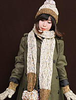 Women Knitwear Scarf,Casual