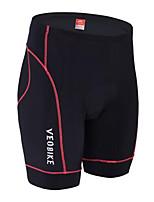 Men's Running Shorts Fitness  Cycling Bike  Running Wicking Green  Red  Black  Blue Others Sports Wear